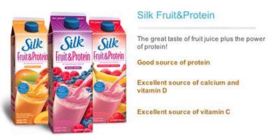 Silk Fruit&Protein Image 2