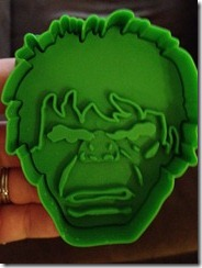 Williams Sonoma Avengers Cookie Cutters (3)