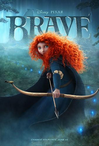 """""""Disney Pixar"""" """"Disney Pixar's BRAVE"""" 'BRAVE movie"""" """"Merida"""""""