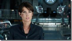 Cobie Smulder as Agent Maria Hill
