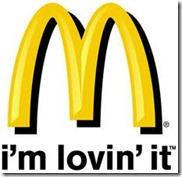 McDonalds I'm Lovin It