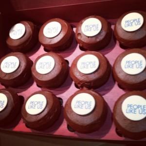 Cupcakes, People Like Us