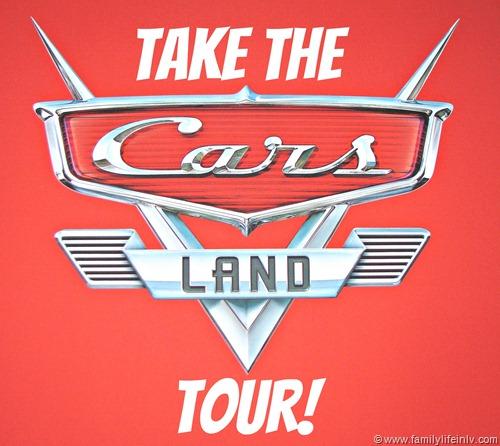 """Cars Land Tour"" ""Cars Land"" ""Disney California Adventure"" ""Disney"""