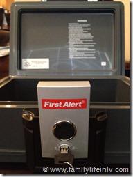First Alert Fire Safe2