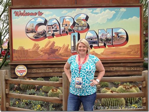 """Cars Land"" ""Disney California Adventure"" ""Disney"""