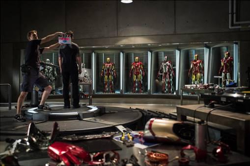 """Marvel's IRON MAN 3"" ""Iron Man 3"" ""Disney"" ""Robert Downey Jr."""