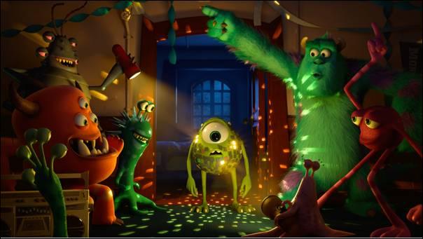 """Disney Pixar"" ""Monsters University"""