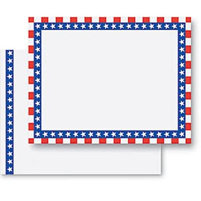 Patriotic Stationary