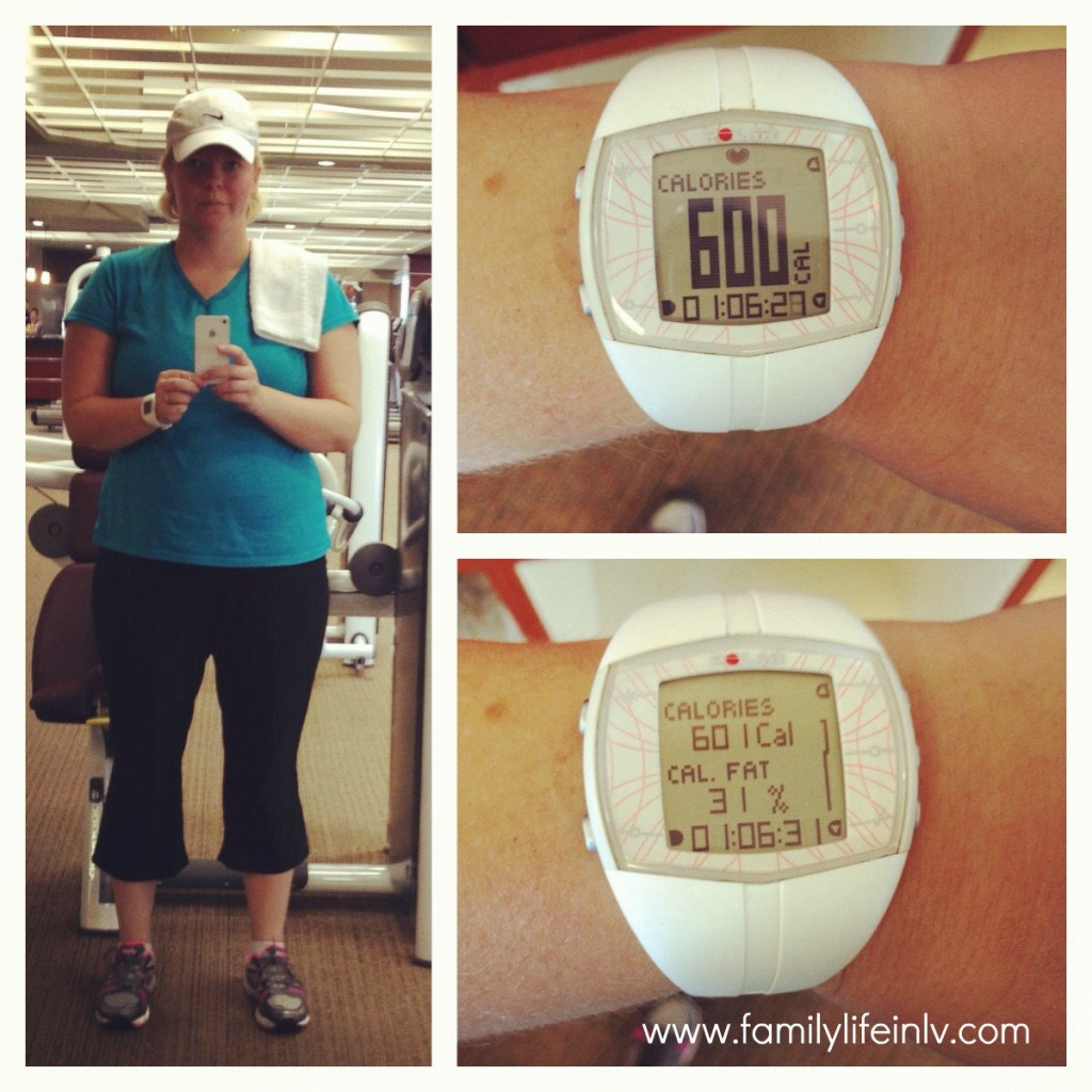 """Sweat To Street"" ""Workout Fashion"" ""Polar Heart Rate Monitor"""
