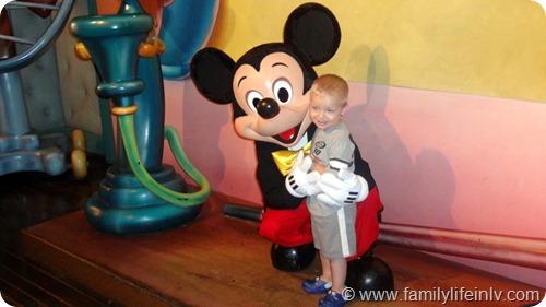 First Disneyland Trip