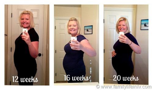 """Baby Bump through pregnancy"" ""Pregnancy Pictures"" ""Baby Bump"" ""20 weeks pregnant"" ""Pregnancy Bump"""