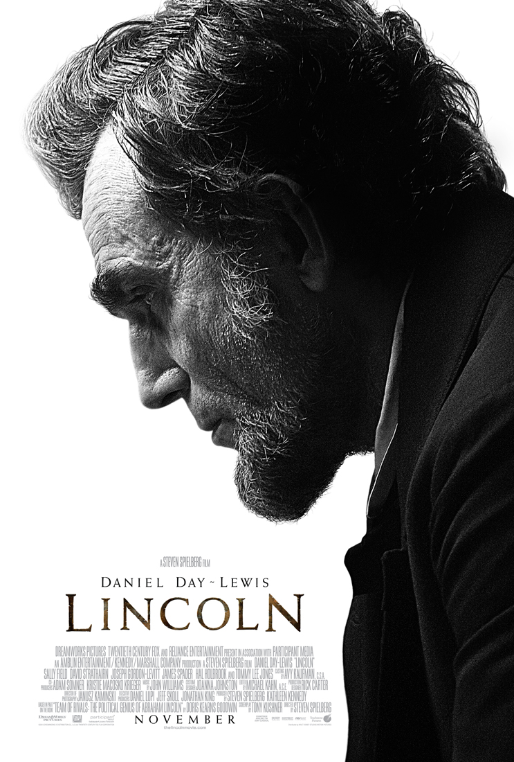 """Abraham Lincoln Movie"" ""Abraham Linclon"" ""Daniel Day Lewis"" ""Steven Spielberg"""
