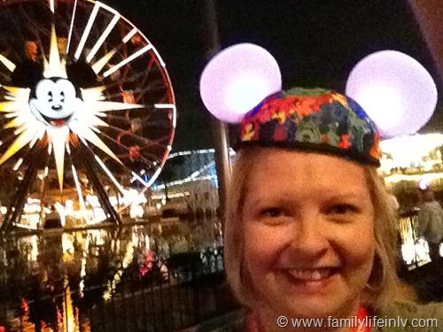 """Disney California Adventure"" ""Disneyland"" ""DCA"" ""Disney California Adventure After Dark"" ""World of Color"""