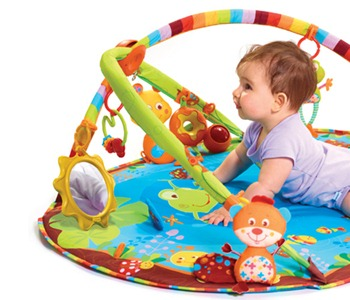 """""""Tiny Love"""" """"My Nature Pals Collection"""" """"Baby Gear"""" """"Gymini"""" """"Baby Gym"""""""
