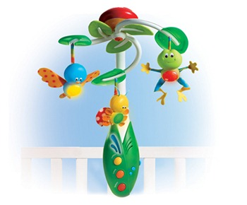"""""""Tiny Love"""" """"My Nature Pals Collection"""" """"Baby Gear"""" """"Crib Mobile"""""""