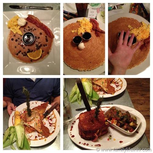 """Dining Out in Las Vegas"" ""Hash House A Go Go Las Vegas"" ""Las Vegas Dining Review"" ""Review Hash House A Go Go"""