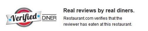 """""""Food Reviews"""" """"Restaurant.com"""" """"Dining Reviews"""" """"Verified Diner Reviews"""" """"Food"""" """"Dining Deals"""""""