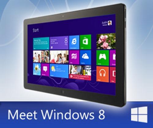 """Microsoft Corp."" ""Windows 8"" ""Windows Operating System"" ""Windows Champion"""