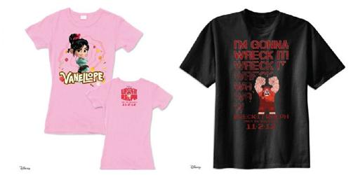 Wreck It Ralph Tshirts