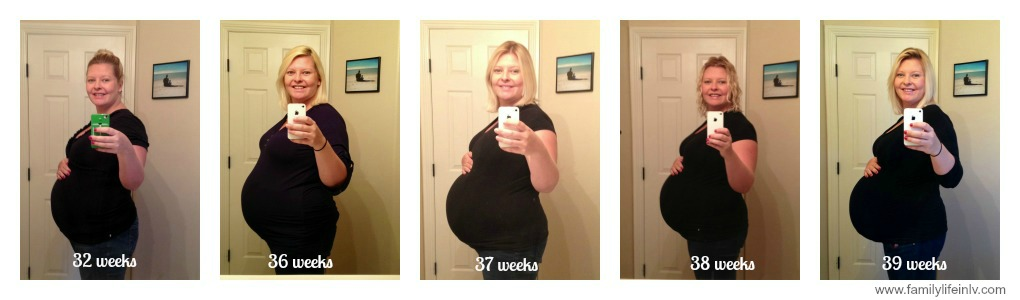 Still Pregnant! 39 Week Baby Bump Pregnancy Update - Our