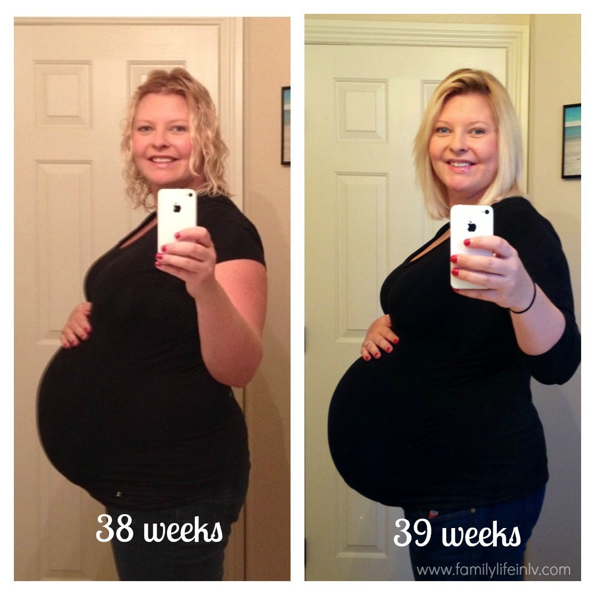Still Pregnant! 39 Week Baby Bump Pregnancy Update - Our Knight Life