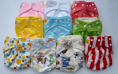 Giggle Life Bamboo Cloth Diaper