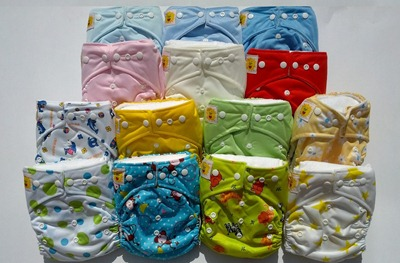 Giggle Life Ultra Soft Cloth Diaper