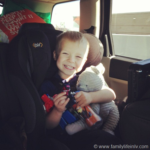 """""""Safety 1st Carseat"""" """"Cute Kid"""" """"Smile"""""""