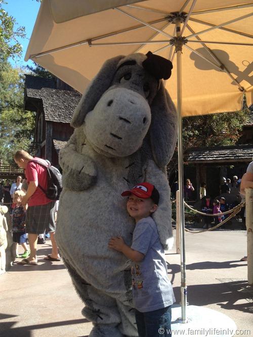 """Disney California Adventure"" ""Disneyland"" ""Family Vacation"" ""Disneyland with toddlers"" ""Disney Family"" ""Family Vacation to Disneyland"" ""Toddlers at Disneyland"" ""Eeyore"""