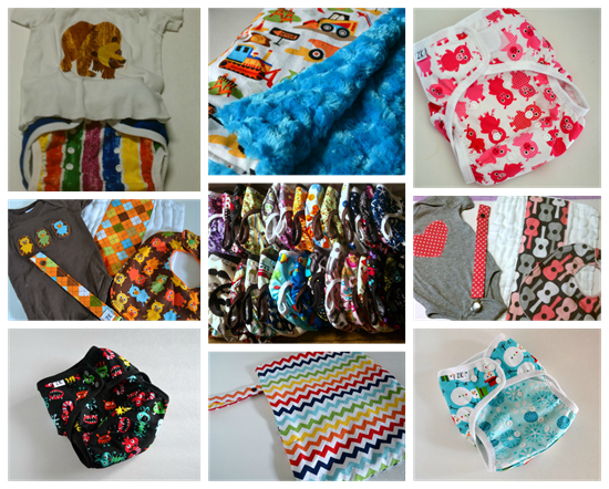 Zookies Custom Diaper Covers and More