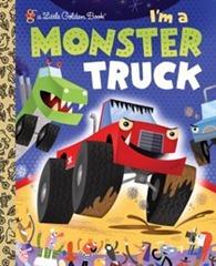 I'm a Monster Truck Book