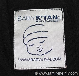 """Baby K'tan"" ""Baby K'tan Review"" ""Babywearing"" ""Baby Carrier"""