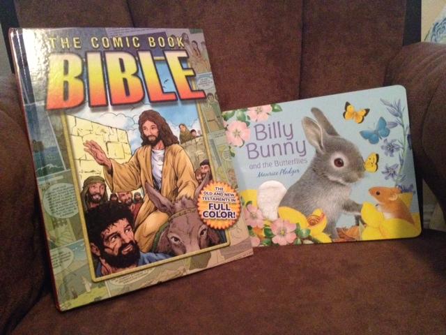"""Easter Books"" ""Easter Books for preschoolers"" ""Easter books for kids"" ""Baby Bible"" ""Comic Books"""