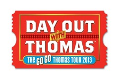 """""""Day out with Thomas"""" """"Thomas The Train"""" """"Las Vegas"""" """"Family"""""""