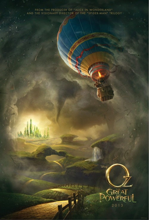 """""""OZ The Great and Powerful"""" """"Disney Movies"""" """"OZ The Great and Powerful Movie Review"""" """"OZ"""" """"Disney"""""""