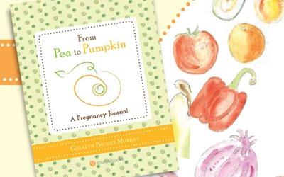 Pea to Pumpkin Pregnancy Journal