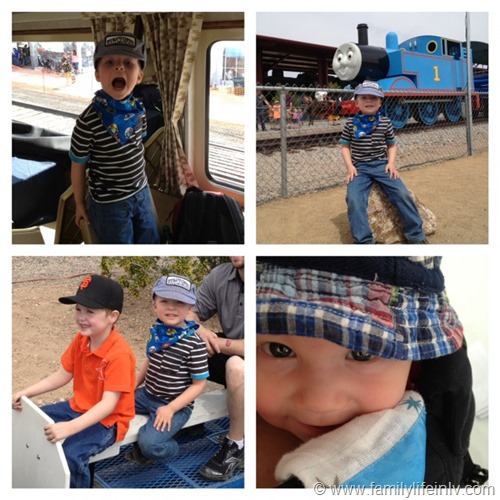 """""""Day Out With Thomas"""" """"Thomas The Train"""" """"Boulder City NV"""""""