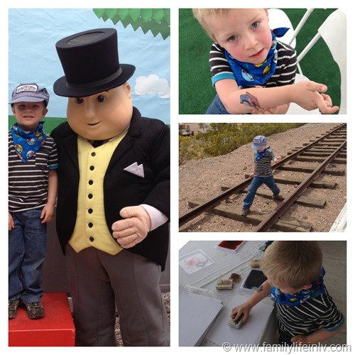 """Day Out With Thomas"" ""Thomas The Train"" ""Boulder City NV"""