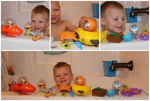 """Octonauts"" ""Toys for Preschoolers"" ""Octonauts TV"" ""Octonauts Toy Review"" ""Bath Toys"""