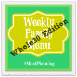 Menu Plan Monday (On A Tuesday) | #Whole30 Week 2 #MealPlanning