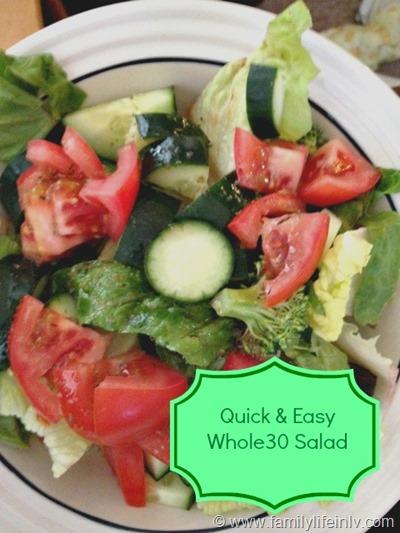 """Paleo"" ""Whole30"" ""Salad"""