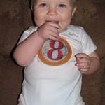 8 Months ~ Big Boy or Baby??