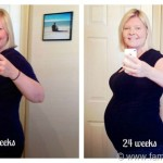 24 week Baby Bump Pregnancy Update!