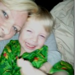 Smiles, Snuggles, Bedtime Cuddles… {Dear Squishy/Wordless Wednesday}