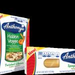 Anthony's Hidden Veggie Pasta #giveaway