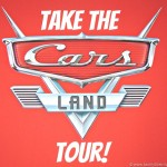 Take A Tour Through Cars Land at Disney California Adventure Park! #CarsLand #JustGotHappier