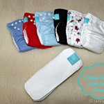 Charlie Banana One Size 2-1 Hybrid Cloth Diapers