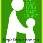 Green So Easy Even A Toddler Can Do It ~ The Spirit of Giving