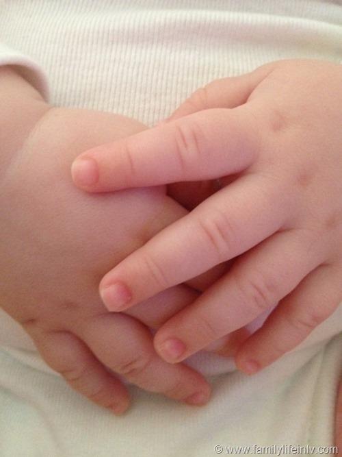 """""""Baby Hands"""" """"Baby"""" """"Sleeping Baby"""""""