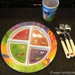 Teaching Toddlers Healthy Eating Habits with Fresh Baby #MyPlate
